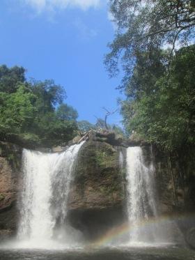 Haew Suwat waterfall!